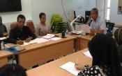 ประชุมลูกจ้างและพนักงานราชการปีการศึกษา2560
