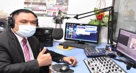 พบแฟนรายการ FM 106.25 MHz